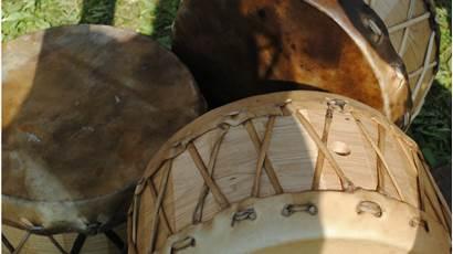 Tambours autochtones
