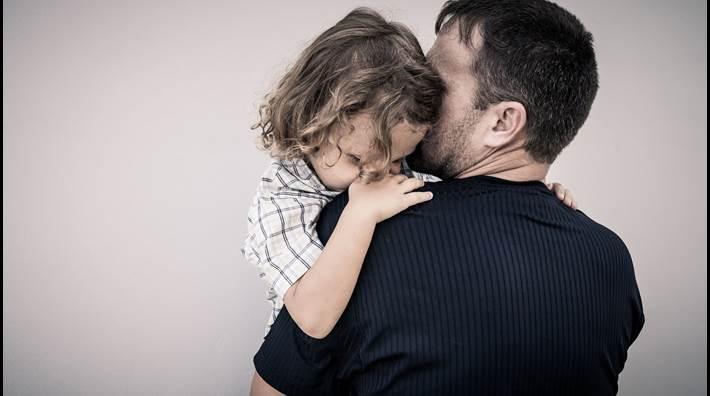 Papa et son enfant