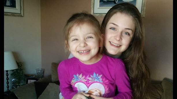 <p>Madeleine et Lydia</p> <p></p>
