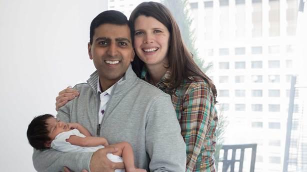 <p>Irfhan Rawji et sa conjointe, Christine, ont choisi de soutenir la Fondation des maladies du cœur et de l'AVC en faisant un don d'assurance vie.</p> <p></p>