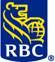 RBC blue logo