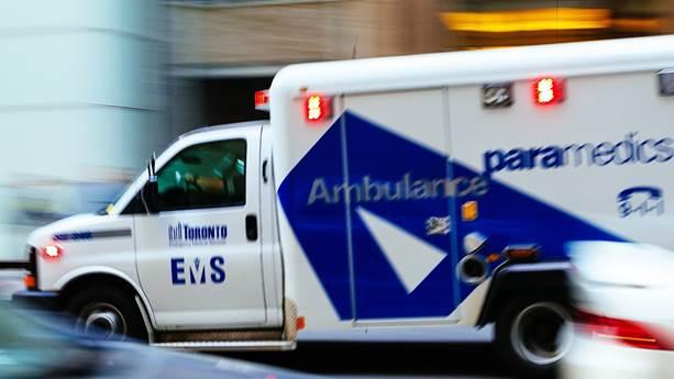 Paramédical Ambulance Les services médicaux d