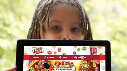 Arrêter la commercialisation pour les enfants