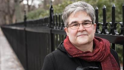 Lisa Meeches, survivant d'un AVC